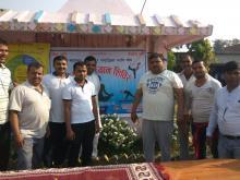 पहिलो दिनको कार्यक्रम उद्घाटन तथा समापन नगर प्रमुख श्री नितेन्द्र प्रसाद साह ज्युको अध्यक्षतामा।